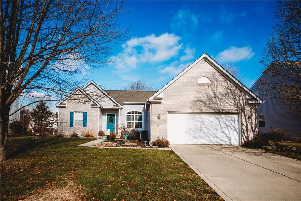 6264 SADDLETREE Drive, Zionsville, IN 46077 - #: 21760268