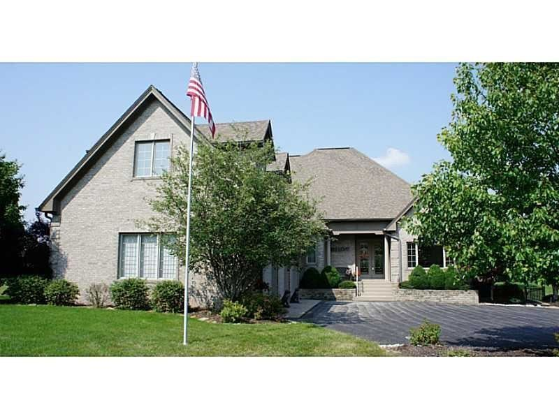 12500 KELLY Place, Fishers, IN 46038 - #: 21759269