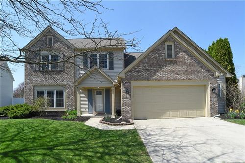Photo of 8629 BURRELL Lane, Indianapolis, IN 46256 (MLS # 21704270)