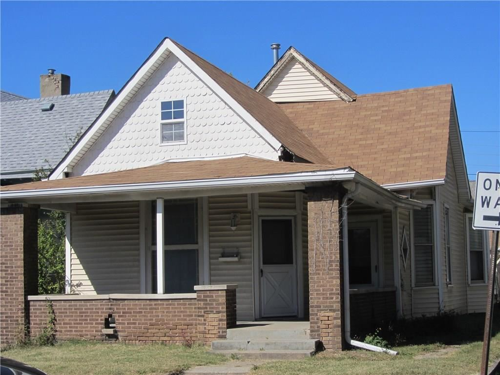 1222 East New York Street, Indianapolis, IN 46202 - #: 21674270