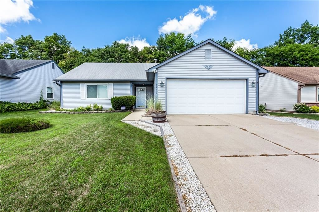 3132 River Birch Drive, Indianapolis, IN 46235 - #: 21728271