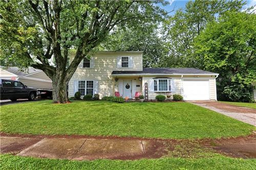 Photo of 3528 North Wittfield Street, Indianapolis, IN 46235 (MLS # 21731272)