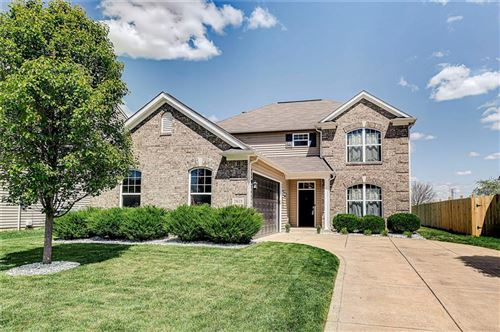 Photo of 2619 Harshaw Court, Indianapolis, IN 46239 (MLS # 21785272)