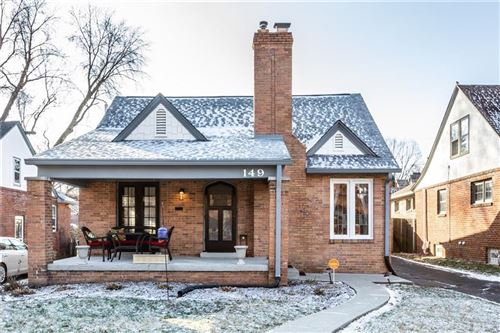 Photo of 149 West 46th Street, Indianapolis, IN 46208 (MLS # 21689273)