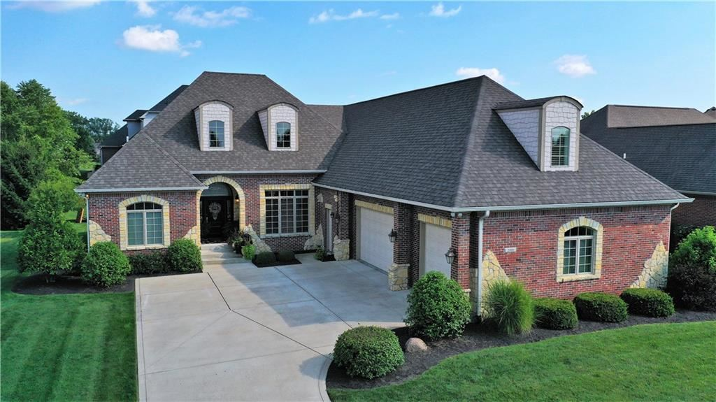 2999 COVENTRY Lane, Greenwood, IN 46143 - #: 21732273