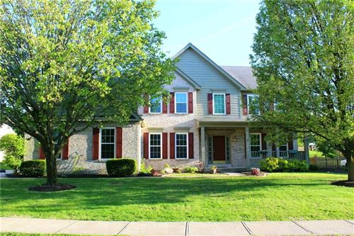 Photo of 10308 Parkshore Drive, Fishers, IN 46038 (MLS # 21707274)