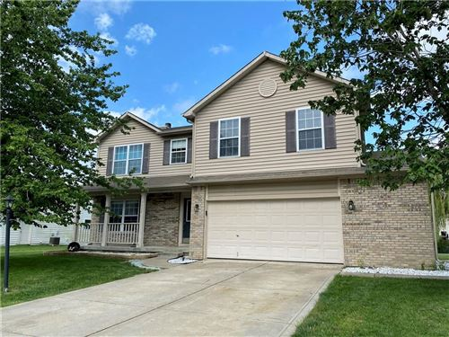Photo of 7820 Whitaker Valley Boulevard, Indianapolis, IN 46237 (MLS # 21724274)