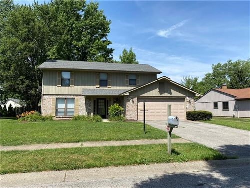 Photo of 11902 Colbarn Drive, Fishers, IN 46038 (MLS # 21725274)