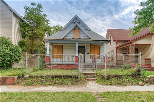Photo of 1827 Barth Avenue, Indianapolis, IN 46203 (MLS # 21813274)