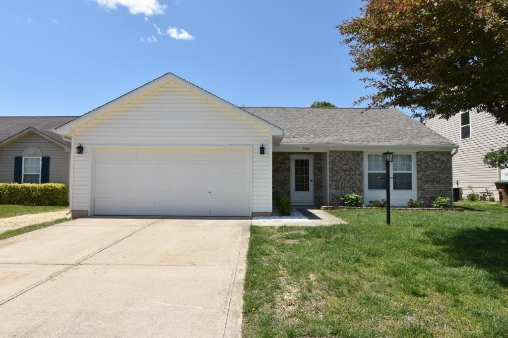 3144 Rolling Hill Drive, Columbus, IN 47201 - #: 21709274