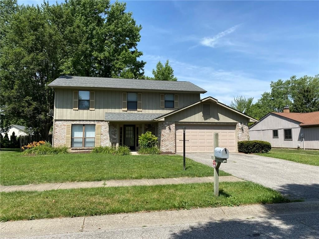 11902 Colbarn Drive, Fishers, IN 46038 - #: 21725274
