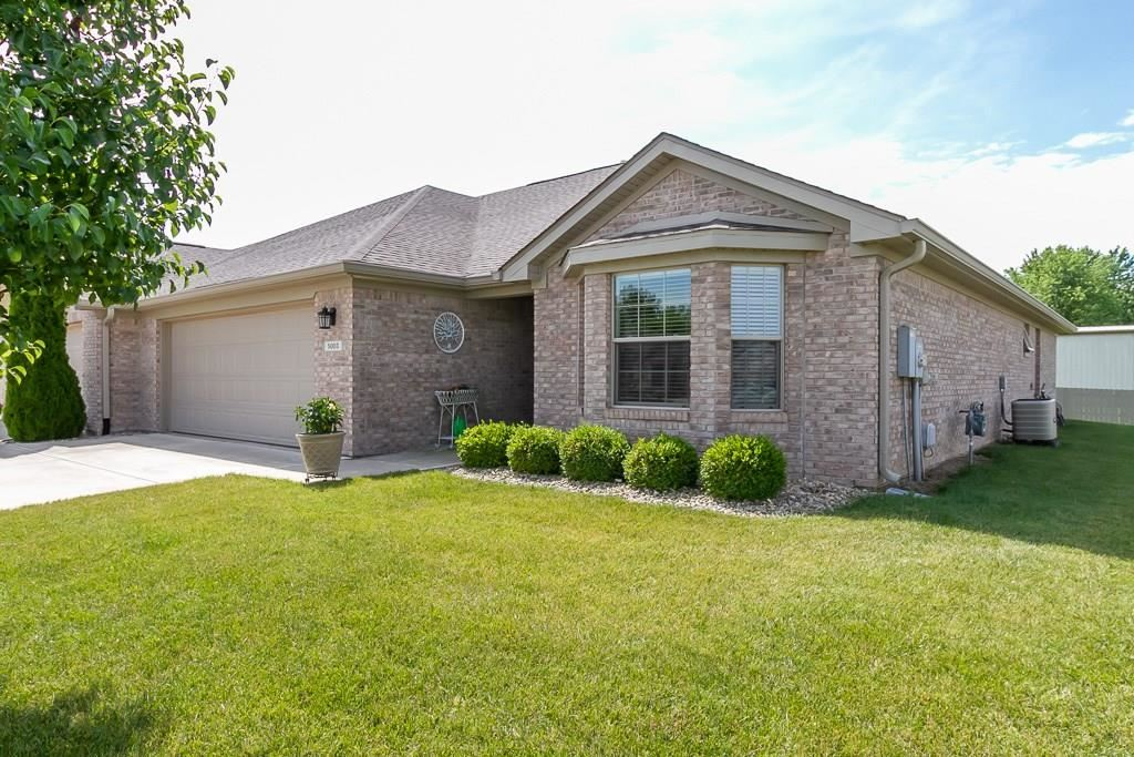 5003 Coventry Park Circle, Indianapolis, IN 46237 - #: 21722275