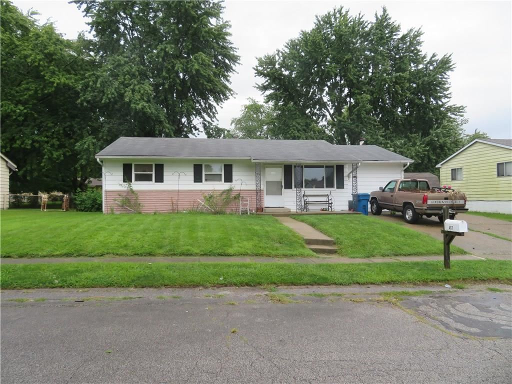 407 Lindley Avenue, Indianapolis, IN 46241 - #: 21732275