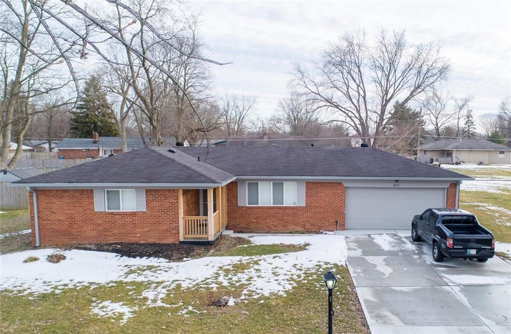 3437 West 62nd Place, Indianapolis, IN 46228 - #: 21768275