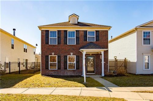 Photo of 12851 Old Glory Drive, Fishers, IN 46037 (MLS # 21769276)
