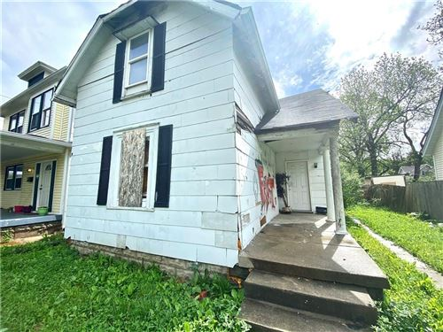 Photo of 1361 North Dearborn Street, Indianapolis, IN 46201 (MLS # 21682278)