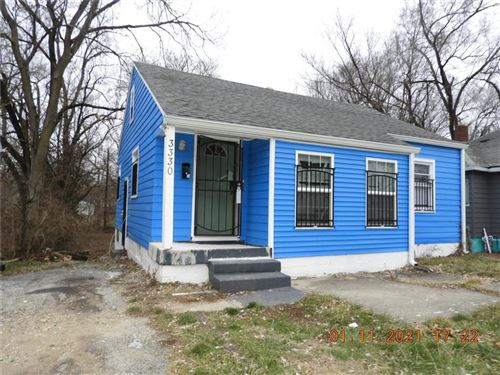 Photo of 3330 Nicholas Avenue, Indianapolis, IN 46218 (MLS # 21761278)