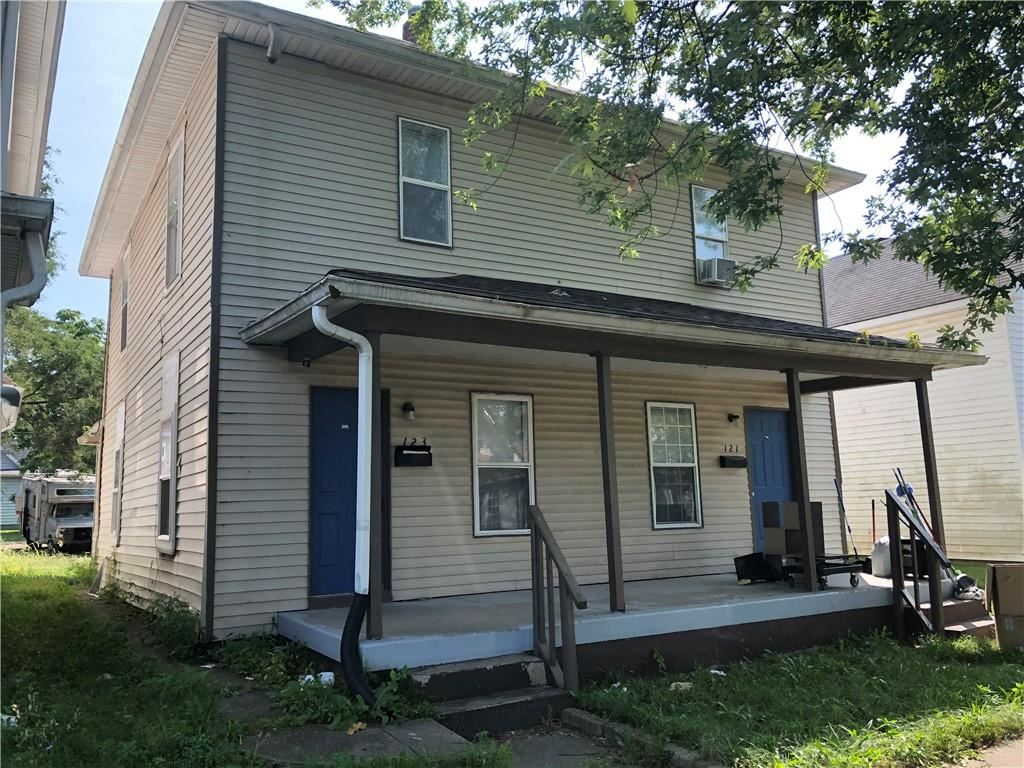 121 North Denny Street, Indianapolis, IN 46260 - #: 21758278