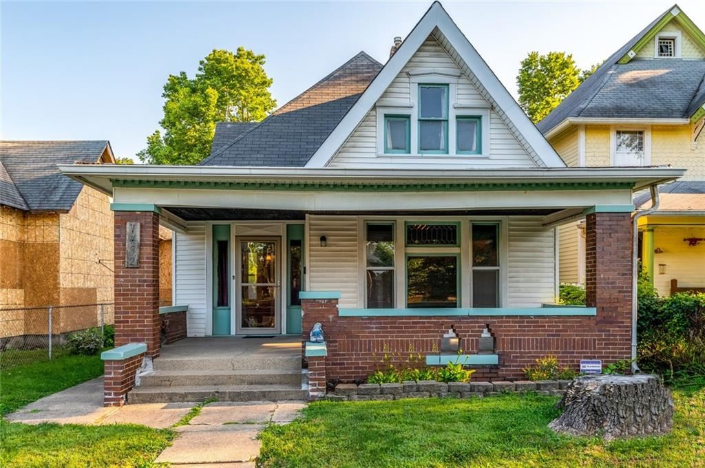 1432 East Woodlawn Avenue, Indianapolis, IN 46203 - #: 21655279