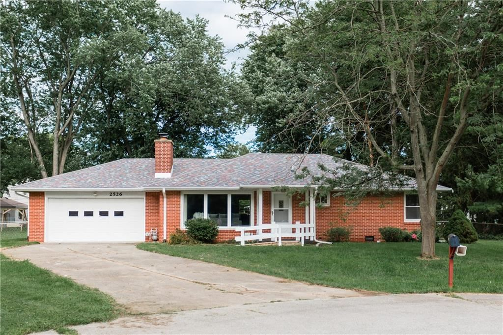 2526 Thayer Court, Anderson, IN 46011 - MLS#: 21730279