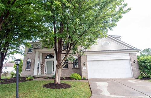 Photo of 12237 Lava Rock Court, Fishers, IN 46037 (MLS # 21721280)