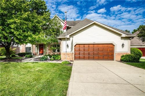 Photo of 636 Bakeway Circle, Indianapolis, IN 46231 (MLS # 21728280)