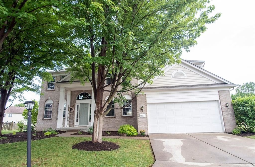 12237 Lava Rock Court, Fishers, IN 46037 - #: 21721280