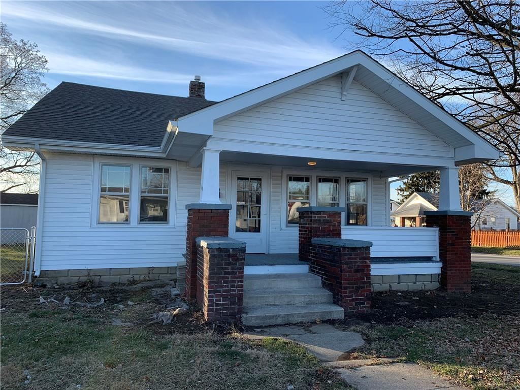 207 South Washington Street, Anderson, IN 46017 - #: 21740280