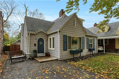 Photo of 125 West 41st Street, Indianapolis, IN 46208 (MLS # 21749281)