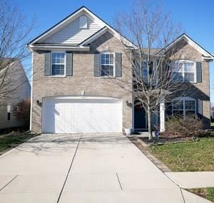 Photo of 8836 North White Tail Trail, McCordsville, IN 46055 (MLS # 21750281)