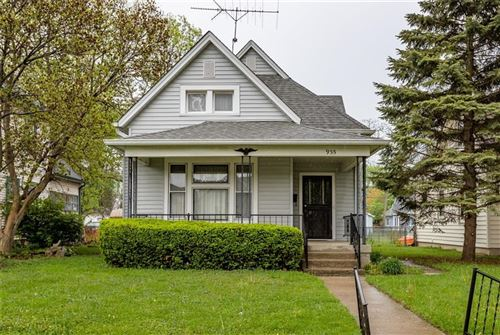 Photo of 935 North Tacoma Avenue, Indianapolis, IN 46201 (MLS # 21781282)