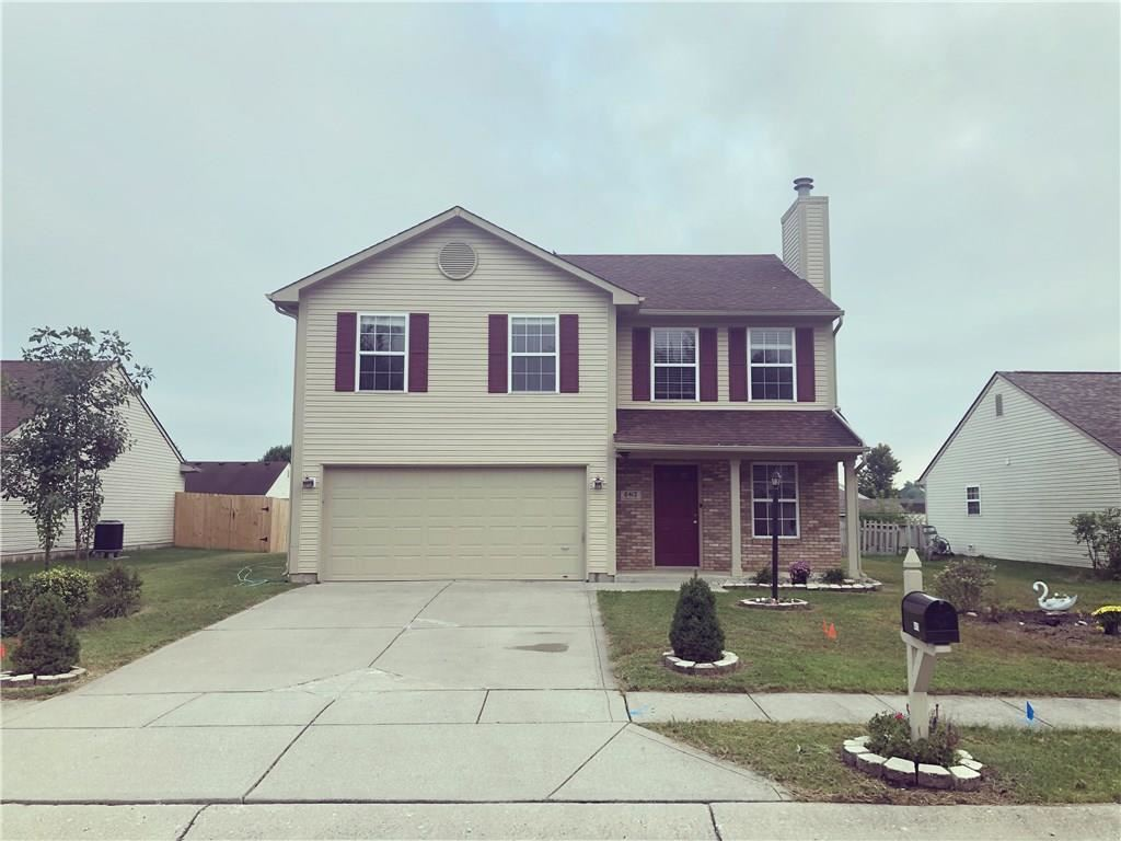 6413 Amarillo Way, Indianapolis, IN 46237 - #: 21738282