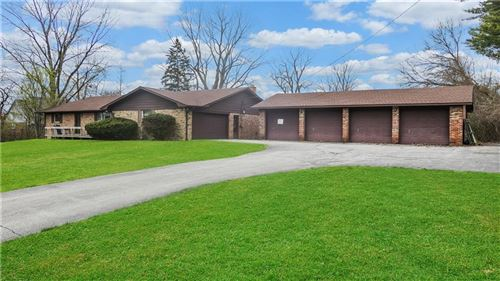 Photo of 6445 South Linwood Avenue, Indianapolis, IN 46237 (MLS # 21703283)