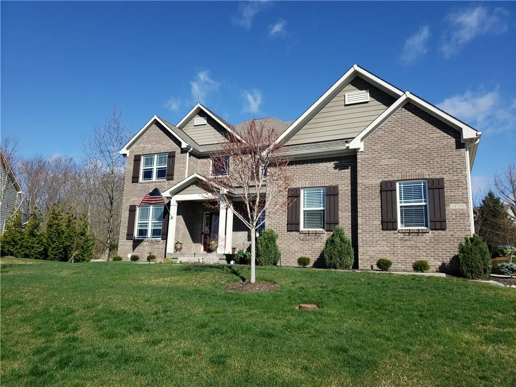 Photo of 14550 Sea Side Drive, Fishers, IN 46040 (MLS # 21698283)