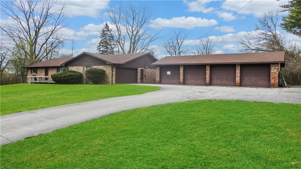6445 South Linwood Avenue, Indianapolis, IN 46237 - #: 21703283