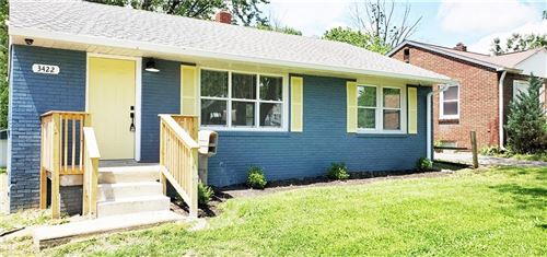 Photo of 3422 South New Jersey Street, Indianapolis, IN 46227 (MLS # 21710284)