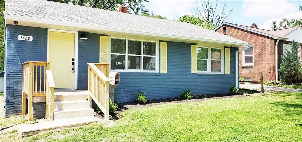 3422 South New Jersey Street, Indianapolis, IN 46227 - #: 21710284