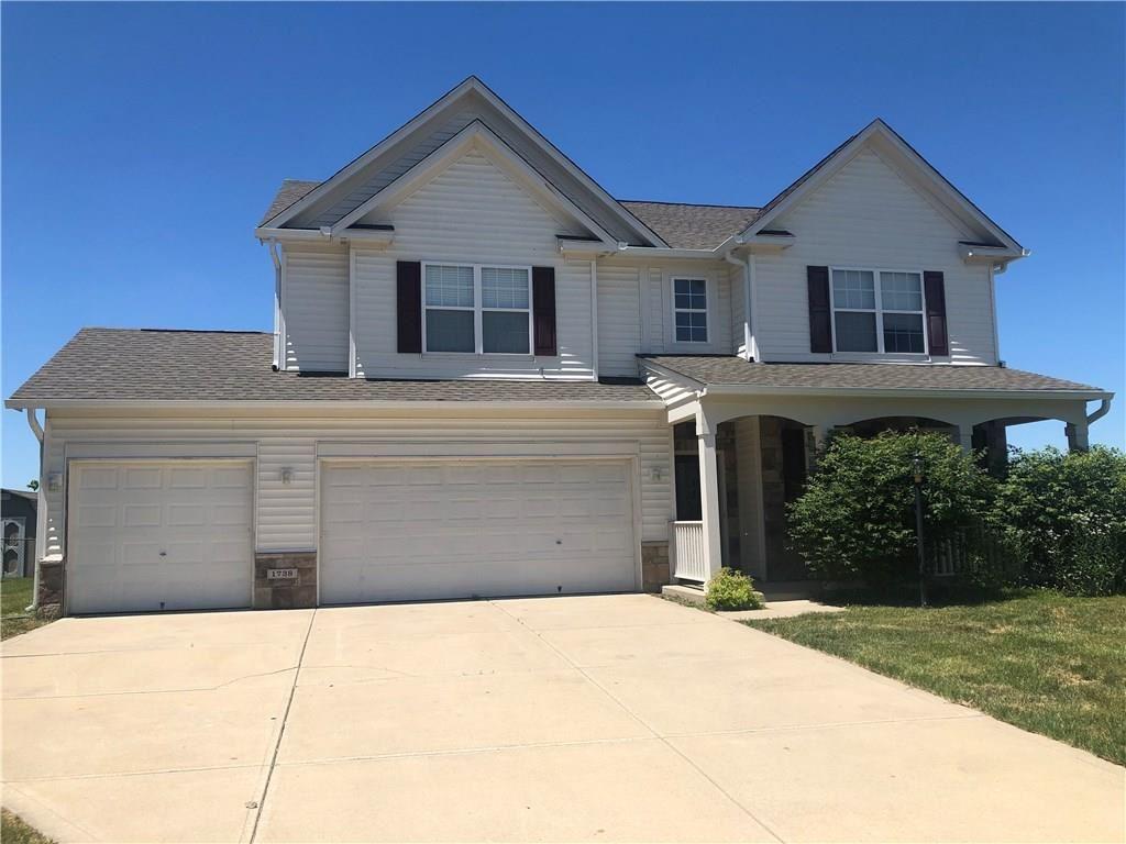 1738 JUNIPER Lane, Greenwood, IN 46143 - #: 21700285