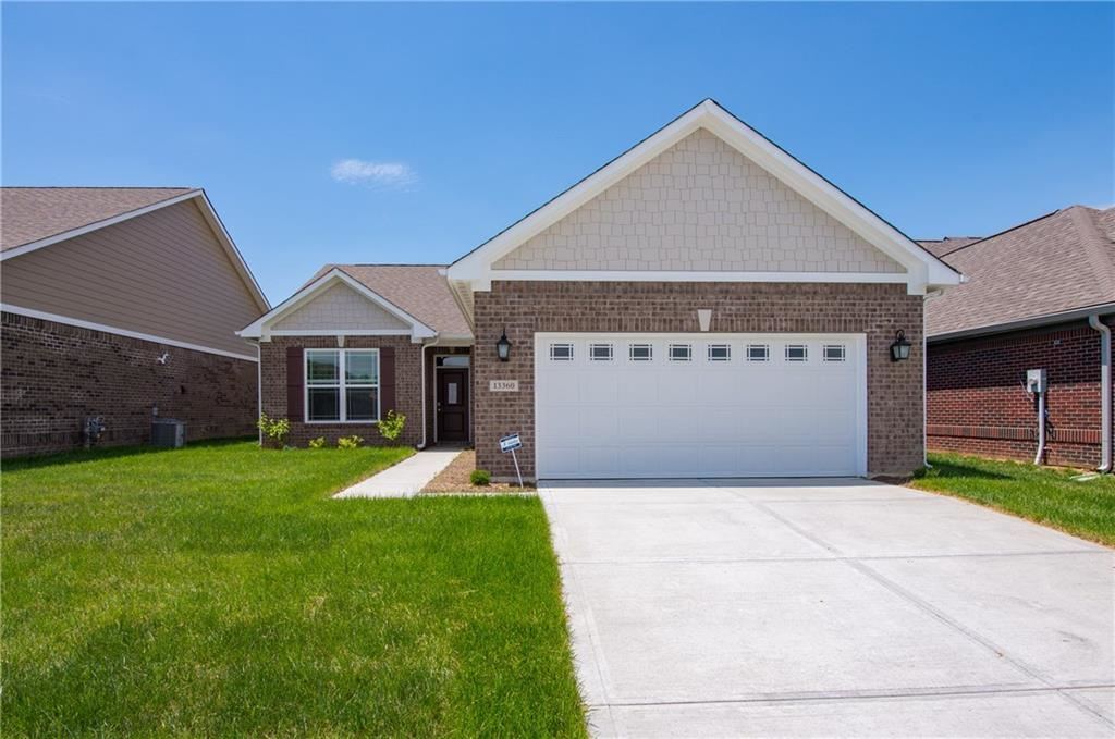 13360 North White Cloud Court, Camby, IN 46113 - #: 21659287