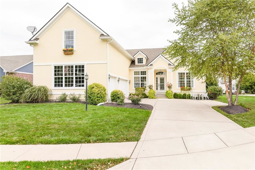 11124 Manteo Court, Fishers, IN 46040 - #: 21671287