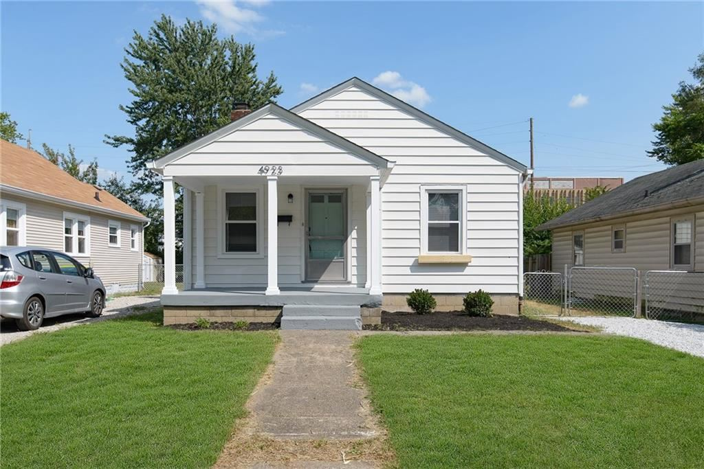 4923 BROUSE Avenue, Indianapolis, IN 46205 - #: 21738287