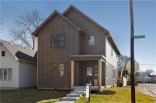 Photo of 401 Parkway Avenue, Indianapolis, IN 46225 (MLS # 21689288)