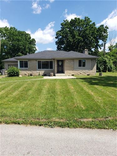 Photo of 3802 East 39TH Street, Indianapolis, IN 46226 (MLS # 21724288)