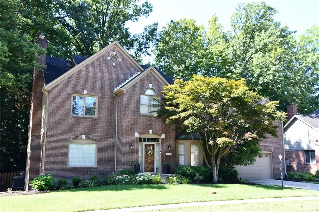 10145 Northwind Drive, Indianapolis, IN 46256 - #: 21653288