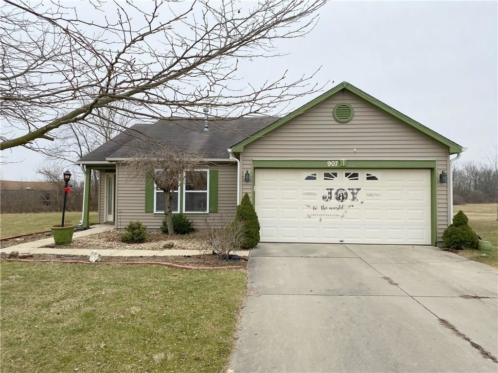 907 Springside Court, Greenfield, IN 46140 - #: 21694289