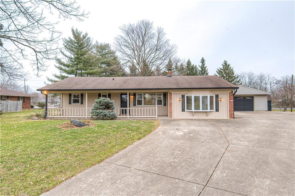 8115 South Pann Court, Indianapolis, IN 46217 - #: 21759289