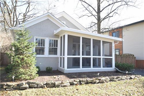 Photo of 6031 Guilford Avenue, Indianapolis, IN 46220 (MLS # 21685290)