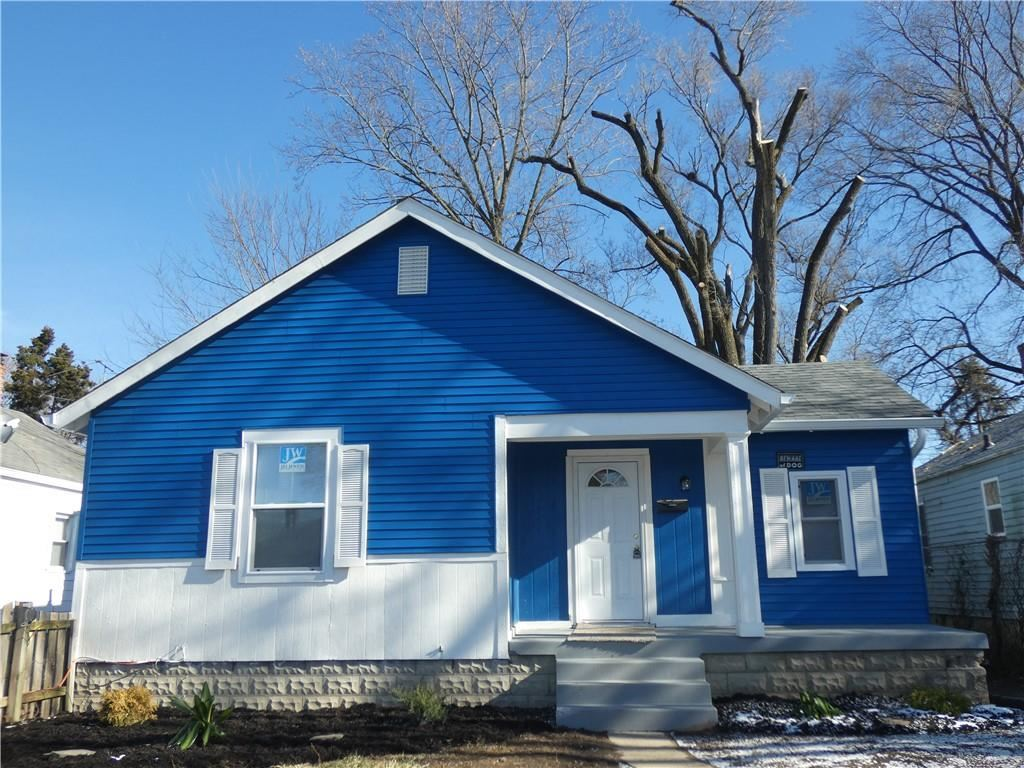 1917 Winfield Avenue, Indianapolis, IN 46222 - #: 21761290