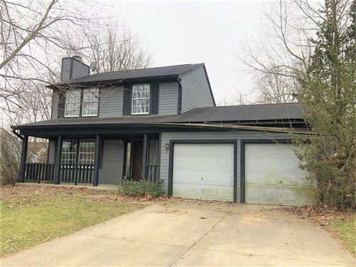 Photo of 5847 LIBERTY Creek, Indianapolis, IN 46254 (MLS # 21703291)