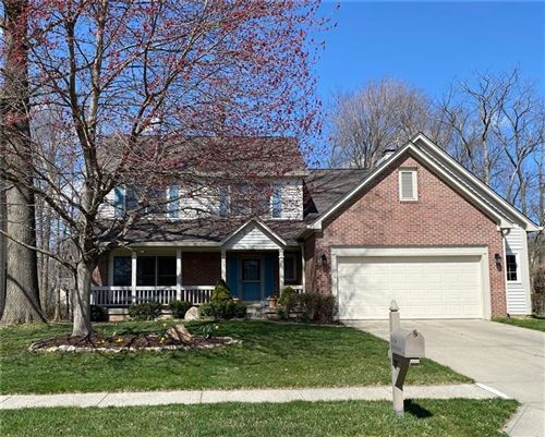 Photo of 3634 Katelyn Lane, Indianapolis, IN 46228 (MLS # 21783291)